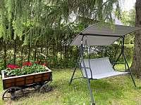 Houpačka - chata k pronajmutí Mladošovice - Lhota