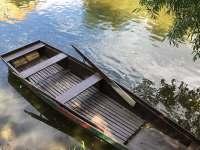 loďka plně k dispozici zdarma - Tábor - Čelkovice