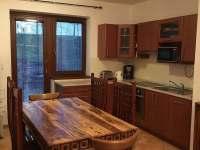 Kuchyně - rekreační dům ubytování Lipno nad Vltavou