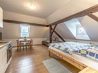Hůrka ubytování 5 lidí  ubytování
