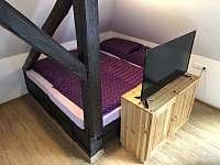 Apartmán V PODKROVÍ - Lipno (Hůrka, Horní Planá) - Přistýlka (dvoulůžko) - k pronájmu