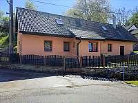 Mladějovice ubytování 8 lidí  pronajmutí