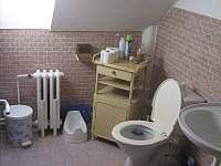 Na toaletě - Kondrač