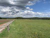 Za chalupou cesta do Kamenné - Kondrač