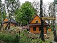 Roubenky U veverky - roubenka ubytování Člunek - Lomy - 9