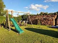 Dětské hřiště - Veselí nad Lužnicí