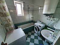 Koupelna - chalupa ubytování Veselí nad Lužnicí