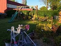 Zahrada - chalupa k pronájmu Veselí nad Lužnicí
