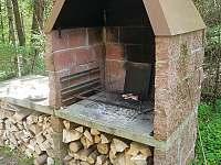 gril - chata k pronájmu Chřešťovice