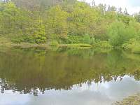 zátoka - chata k pronajmutí Chřešťovice