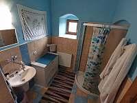 Koupelna - apartmán k pronájmu Mníšek