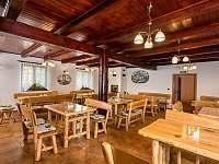restaurace - ubytování Holubov - Krasetín