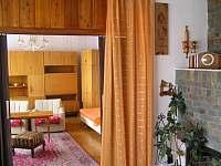 propojení pokojů se stahovacími dveřmi - Tábor