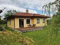 ubytování Sudoměřice u Tábora na chalupě k pronájmu