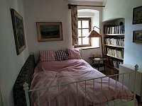 Prvorepubliková ložnice s manželskou postelí - Bělčice - Hostišovice