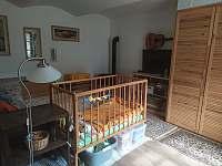 Zadní ložnice - Bělčice - Hostišovice