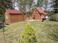 Chata a chatička - chata ubytování Najdek u Lodhéřova - 9