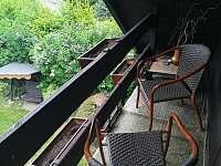 balkon - Obora u Vyšného