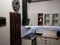 Kuchyňský kout - pronájem apartmánu Dráchov