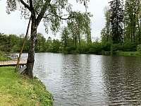 chata HUBERTKA I LOVĚNA - Jemčinský rybník -