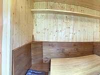 chata HUBERTKA - ÚTULNA - k pronájmu Jemčina