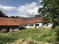 Chalupa k pronájmu - okolí Sudoměřic u Tábora