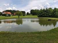 Koupací rybníček - Záluží u Trhové Sviny