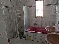 Koupelna - Záluží u Trhové Sviny