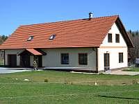 Ekofarma Šťástkovi Rodvínov - apartmán ubytování Rodvínov