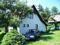 Lhota u Borovan - chata k pronájmu - 4