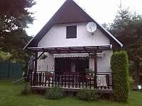 Chata k pronájmu - dovolená  Lom Trhové Sviny rekreace Lhota u Borovan