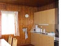 Kuchyň 1 - chata k pronajmutí Varvažov