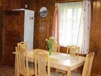 Kuchyň 2 - pronájem chaty Varvažov