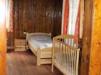 Pokoj - přízemí 2 - chata k pronájmu Varvažov