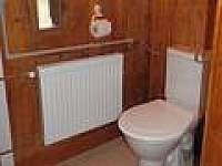 WC - chata k pronájmu Varvažov