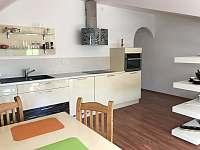 apartmán č.1 obývák s kuchyní - k pronajmutí Suchdol nad Lužnicí - Tušť
