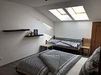 apartmán č. 2 ložnice - ubytování Suchdol nad Lužnicí - Tušť