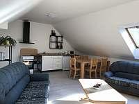apartmán č.3 kuchyň - k pronajmutí Suchdol nad Lužnicí - Tušť