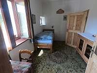 Apartmán Rustik - k pronajmutí Římov