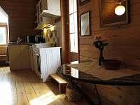 Studio Podkroví se saunou - apartmán k pronajmutí Římov