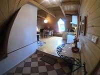 Studio Podkroví se saunou - apartmán ubytování Římov