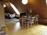 Studio Podkroví se saunou - apartmán k pronájmu Římov