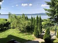Výhled na lipenskou přehradu - chata k pronajmutí Bližná - Radslav