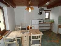 jídelna - chata ubytování Žabovřesky - Dehtáře