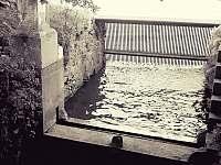 přepad vody z mostku - Žabovřesky - Dehtáře