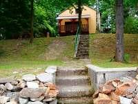 ubytování Dehtáře na chatě