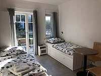 Lužnice u Třeboně ubytování 18 lidí  ubytování