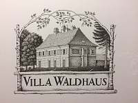 Villa Waldhaus Český Krumlov - apartmán ubytování Český Krumlov - Vyšný