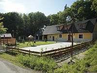 Chalupa Dejmov - ubytování Zvíkovské Podhradí