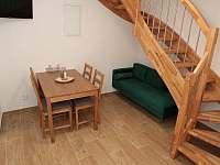 Domeček ve dvoře - apartmán ubytování Bechyně - 5